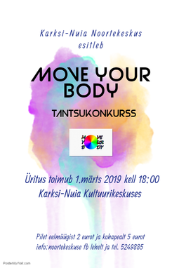 Move your body 2019