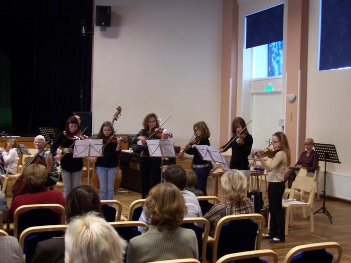 II viiulisõprade koosmängupäev
