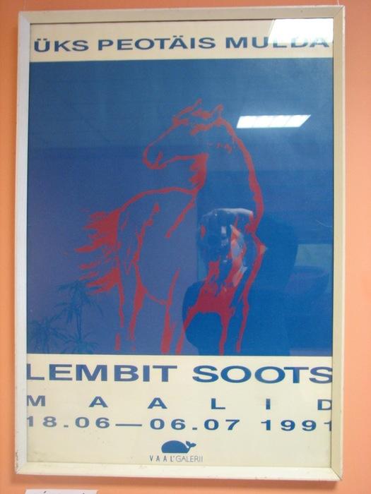 Lembit Sootsi maalinäituse avamine