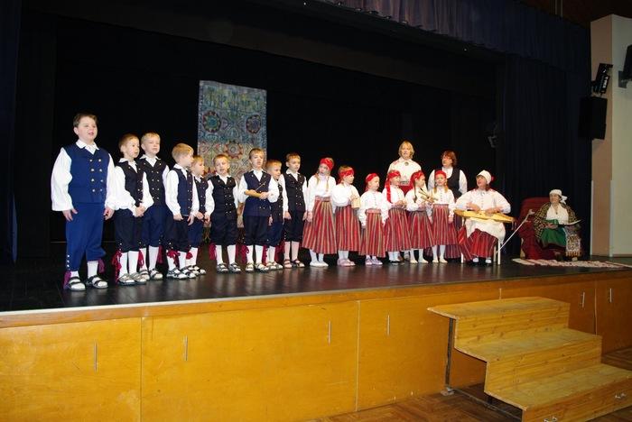 XV Mulgimaa laste folklooripäev