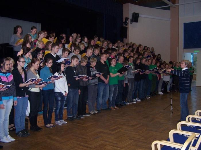 Viljandimaa noorte sega- ja neidudekooride kontsert