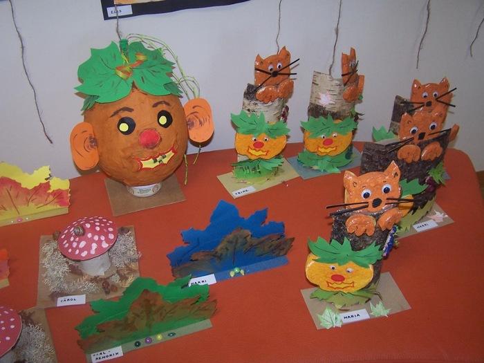 Karksi-Nuia noortekeskuse loovusringi Susher-vusher näitus