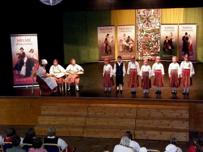Mulgimaa kihelkondade päev. Fotod M.Mõisavald