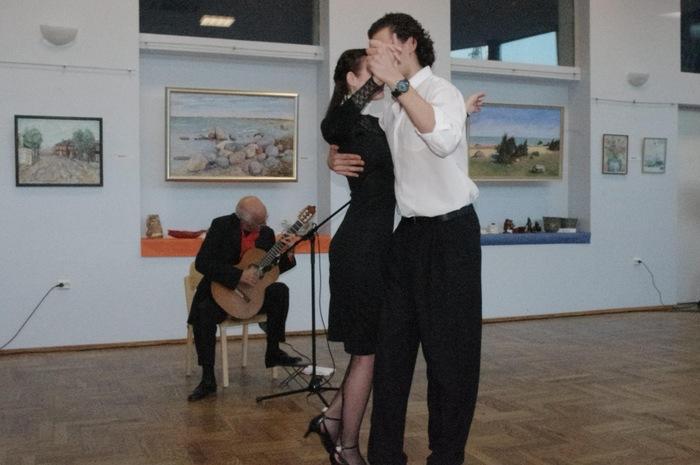 Argentiina tango õhtu
