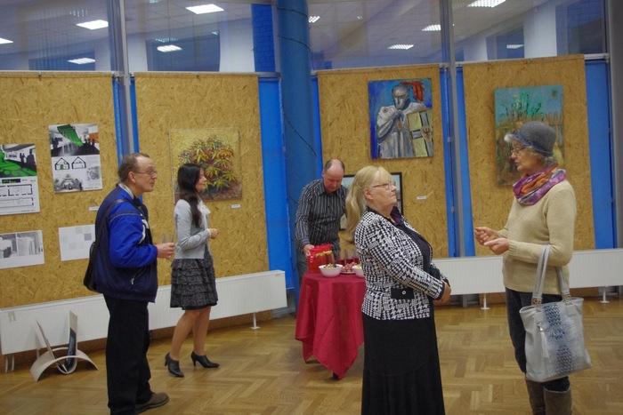 Viljandimaa kunstnike loomingu sügisnäitus