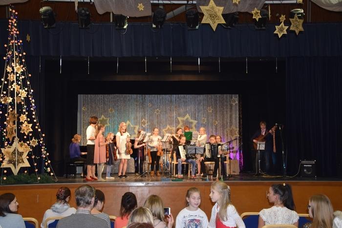 Karksi-Nuia muusikakooli jõulukontsert