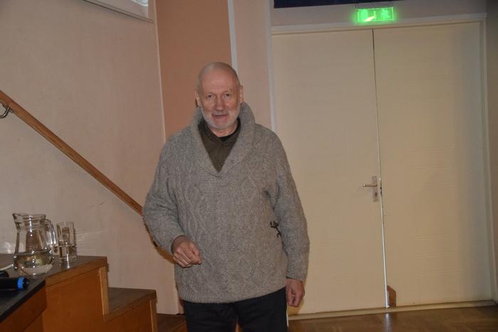 Pühapäevane kohtumine Hendrik Relvega
