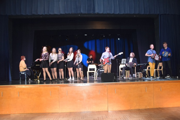 Karksi-Nuia Muusikakooli kevadkontsert