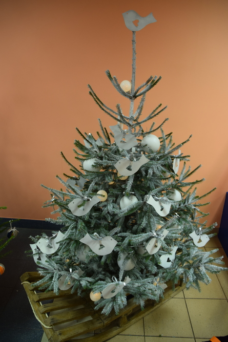 Jõululaat, kuuskede kaunistamise konkurss