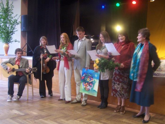 Kevadkontsert, Ivi-Heljo Harju austamisõhtu