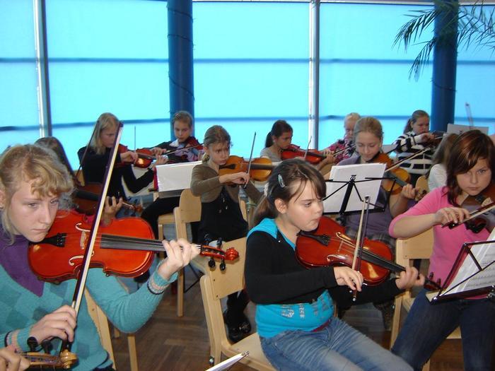 Viiulisõprade koosmängupäev
