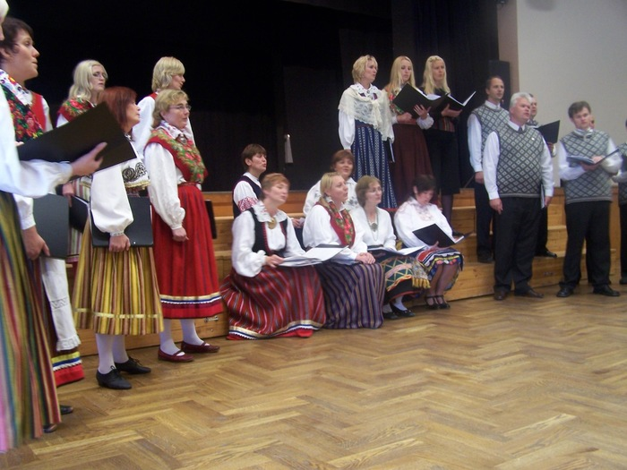 """Pärnu segakoor """"ENDLA"""" kontsert"""