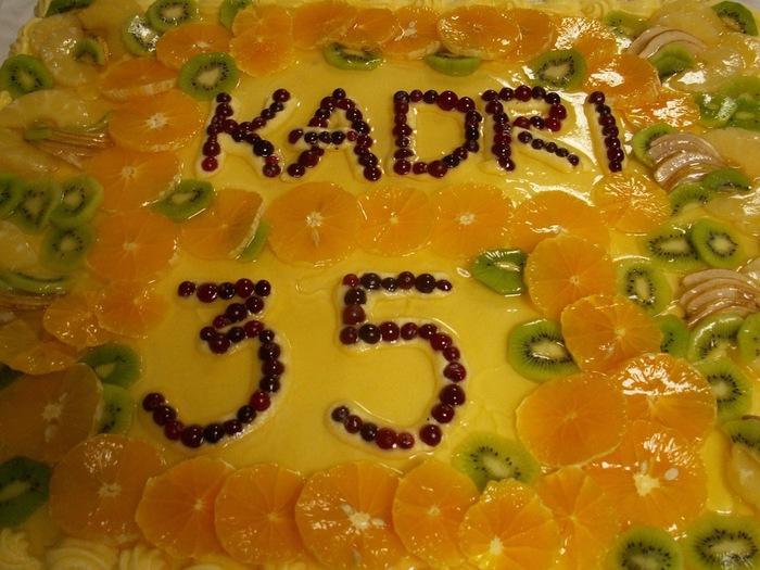 """KADRI"" 35"