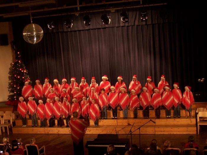 A.K. Gümnaasiumi jõulukontsert