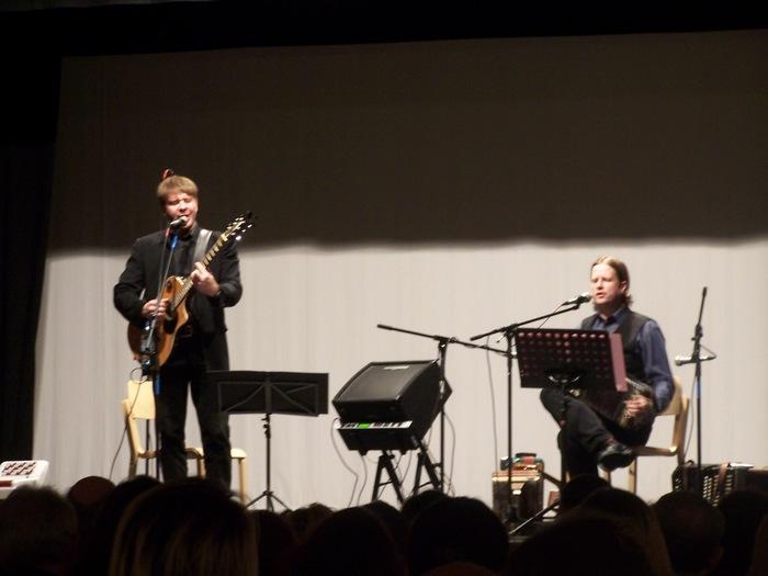 M.Matvere ja M.Põldsepa kontsert